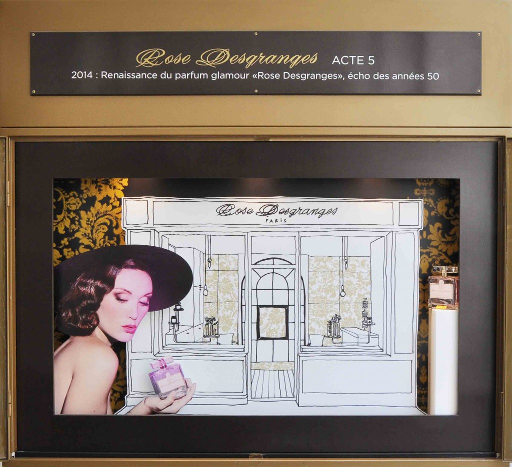 Glamorous French perfume Rose Desgranges- a true love story