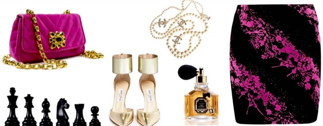 60 Second Style: A Big Night Out, Chanel, Jimmy Choo, D&G