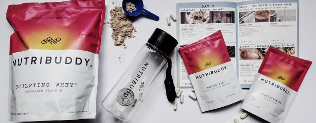 Sculpting yourself slim with Nutribuddy